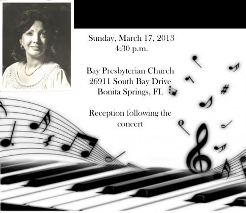 Nancie Purtill Concert