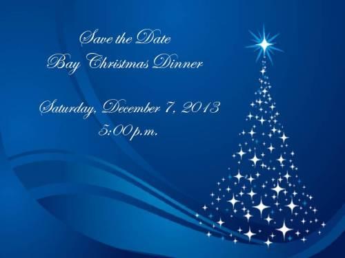 Christmas Dinner 131207