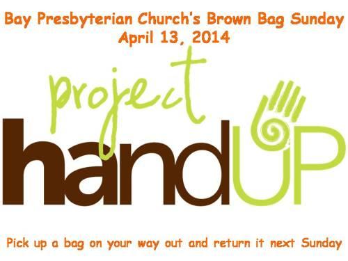 Brown Bag Sunday
