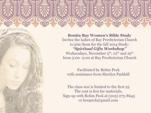 BB Womens' workshop