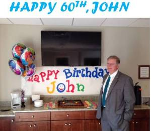 John's 60th