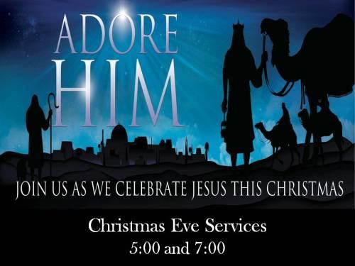 Christmas Eve Svc 2015
