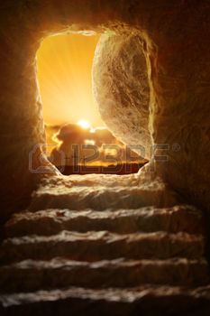 53156027-open-tomb-of-jesus-with-sun-appearing-through-entrance--shallow-depth-of-field-on-stone.jpg